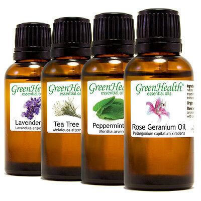 30ml (1oz) Essential Oils 100% Pure 48 oils FreeShip