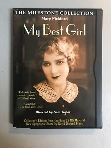 My-Best-Girl-DVD-1999-Mary-Pickford-RARE-OUT-OF-PRINT