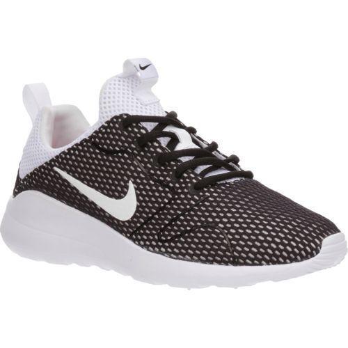 Men's Nike Kaishi 2.0 SE Running Shoes Black/White Sizes 8-NIB 844838-005