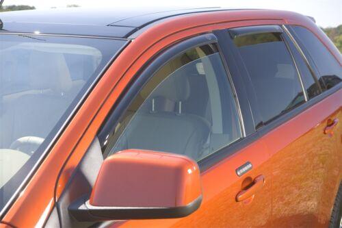 R Door Window Deflector-Ventvisor fits 19-20 Compass In-channel Deflector 4 Pc