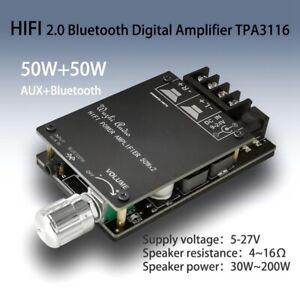HIFI-Kabelloser-TPA3116-Digital-Power-Audio-VerstaeRker-Platine-TPA3116D2-50-L6T7