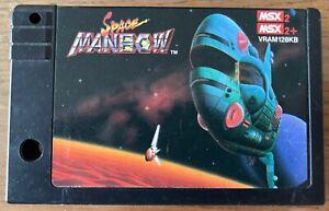 Konami RC768 Space Mambow MSX2/MSX2+ Game