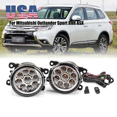 [SCHEMATICS_4US]  LED Fog Lights Wiring Harness Switch For Mitsubishi Outlander Sport RVR ASX  Kit | eBay | Mitsubishi Outlander Wiring Harness Lights |  | eBay