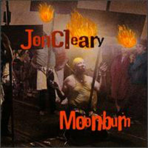 Moonburn - Jon Cleary (1999, CD NEUF)