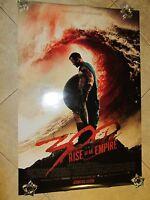 300 Rise Of An Empire Movie Poster Sullivan Stapleton International One Sheet B