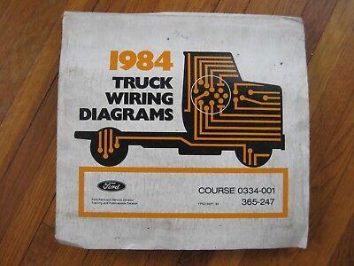 [SCHEMATICS_48EU]  1984 Ford Bronco 2 II Wiring Diagrams | eBay | 1984 Ford Wiring Diagram |  | eBay