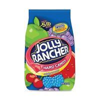 Hershey Jolly Rancher Bulk Bag Hard Candy 5lb Original 15680 on Sale