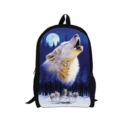 Backpack Fashion School Bag Bookbag Teens Girls Boys Womens Rucksack Schoolbags