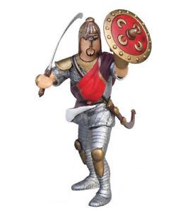 Oriental Chevalier Avec Casque Rouge Par Papo - 39268-afficher Le Titre D'origine Mqhegpaq-07182305-563514211