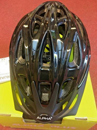 Size Option Alpha Plus Helmet Shadow Black Dial Fit
