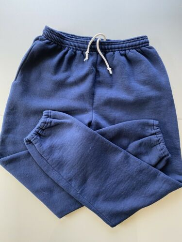 Vintage 90s Russell Athletic Faded Blue Jogger Swe