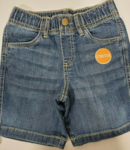 Boys Kids Youth Jumping Beans Jean Shorts NEW Size 5
