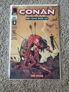 Conan-The-Spear-Free-Comic-Book-Day-FCBD-Barbarian-Paul-Lee-Nord-art-Star-Wars-1