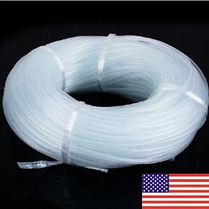 10M-4-6mm-Oxygen-Soft-Pump-Hose-Air-Bubble-Stone-Aquarium-Fish-Tank-Pond-Pump-US