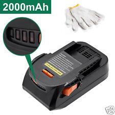 18V Slim Compact Lithium-Ion Battery for RIDGID R840087 R840084 18 Volt Drill