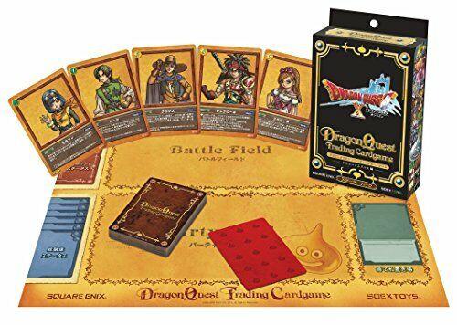 starter 2nd Dragon Quest Trading Card Game starter pack Dragon Quest X Hen
