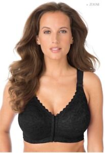 9f5ff0c7930 Image is loading Comfort-Choice-Lace-Posture-Support-Soft-Cup-Bra-