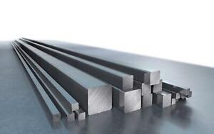 Aluminium Alu Round Circular Rod D 10 MM//500 mm long AlMgSi 0,5//AW-6060