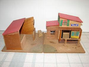 Parts Village Reamsa, jecsan, comansi, etc. establo Y Casa Oficina Sheriff