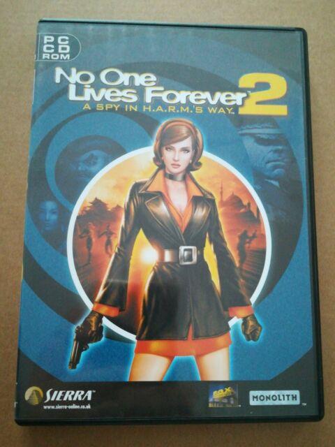 No One Lives Forever 2: A Spy in H.A.R.M.'s Way pour Windows