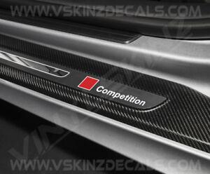 Pack of 4x AUDI sport car Door//Rim Sticker//Decal