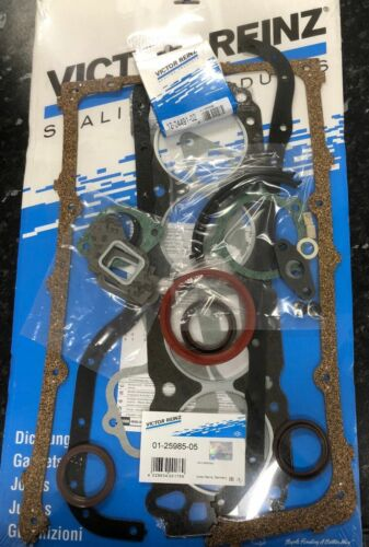 Ford Escort Capri Cortina Pinto RS2000 Non-EFI Reinz Full Engine Gasket Set 05