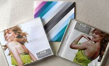 KYLIE MINOGUE * I BELIEVE IN YOU * UK PROMO & 2 CD SET * HTF! * ULTIMATE