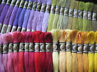 Free S&H Any 50 skeins of cross stitchn stranded threads embrodiery floss