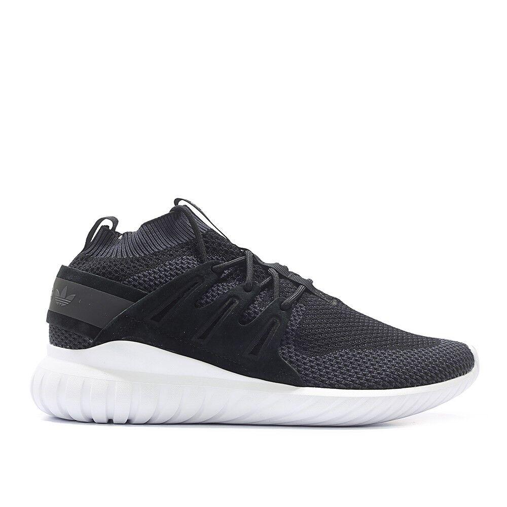 Adidas Originals Men's TUBULAR NOVA PRIMEKNIT shoes Core Black S80110 a