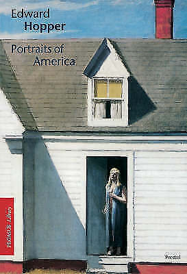 Edward Hopper: Portraits of America (Pegasus Library) by Schmied, Wieland