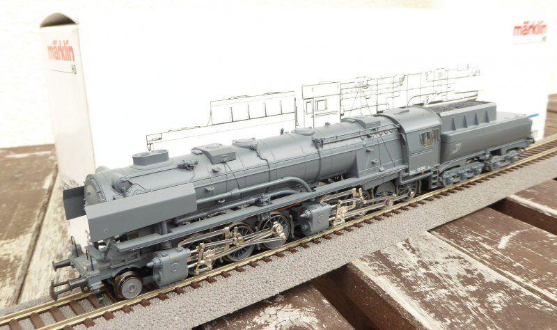 3301 locomotiva BR 53 Borsig GRIGIO DRG DELTA Digital, Analog molto bene in scatola originale