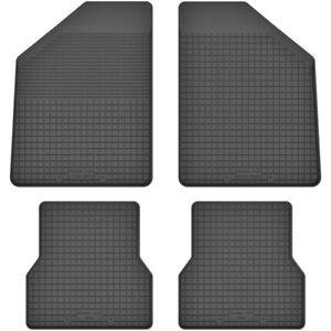 gummimatten fu matten 1 5 cm rand ford fiesta mk4 mk5 1995 2002 4 teile ein set ebay. Black Bedroom Furniture Sets. Home Design Ideas