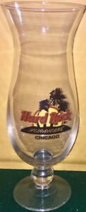 Hard-Rock-Cafe-CHICAGO-Hurricane-Glass-w-Red-Circle-HRC-Logo-Palm-Trees-9-3-8-034