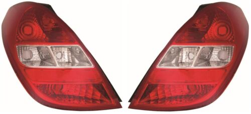Hyundai i20 2009-2012 Rear Tail Light Lamp Pair Left /& Right