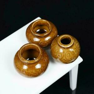 3X-1-12-Scale-Miniature-Dining-Ware-Dollhouse-Pottery-Ancient-Utensil-chen-S4Y6