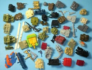 Lot-GI-Joe-1980s-Figure-Weapons-Backpacks-Original-amp-Battle-Gear-Accessory-Pack