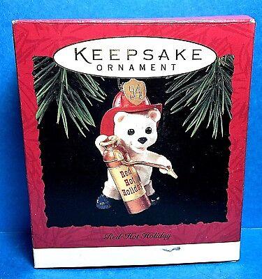 "Hallmark ""Red Hot Holiday"" Ornament 1994 | eBay"