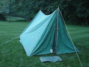 ... VINTAGE-BSA-VOYAGER-TENT-OFFICIAL-BOY-SCOUTS-OF- & VINTAGE BSA VOYAGER TENT OFFICIAL BOY SCOUTS OF AMERICA VOYAGER ...