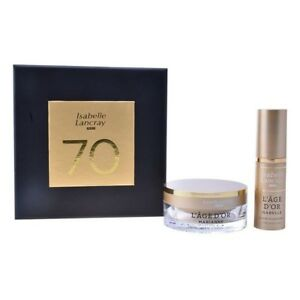 Set-di-Cosmetici-Donna-L-039-Age-D-039-Or-Isabelle-Lancray-2-Pz