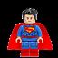 miniature 144 - MARVEL AVENGERS DC COMICS Minifigure custom tipo Lego Batman Superman venom BIG