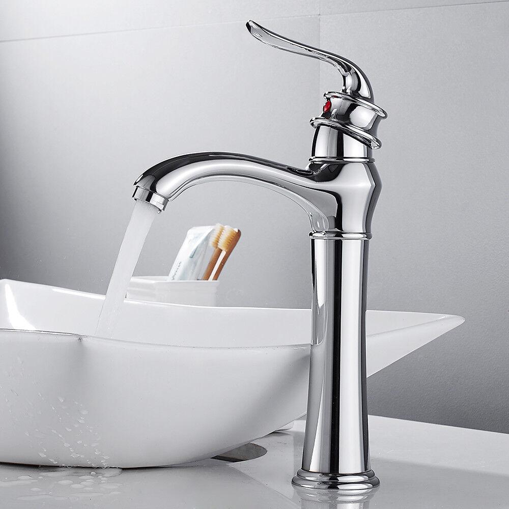Retro Wasserarmatur Waschtischarmatur  Einhebelmischer Mischbatterie Bad | Langfristiger Ruf  | Klein und fein  | New Listing  | Helle Farben
