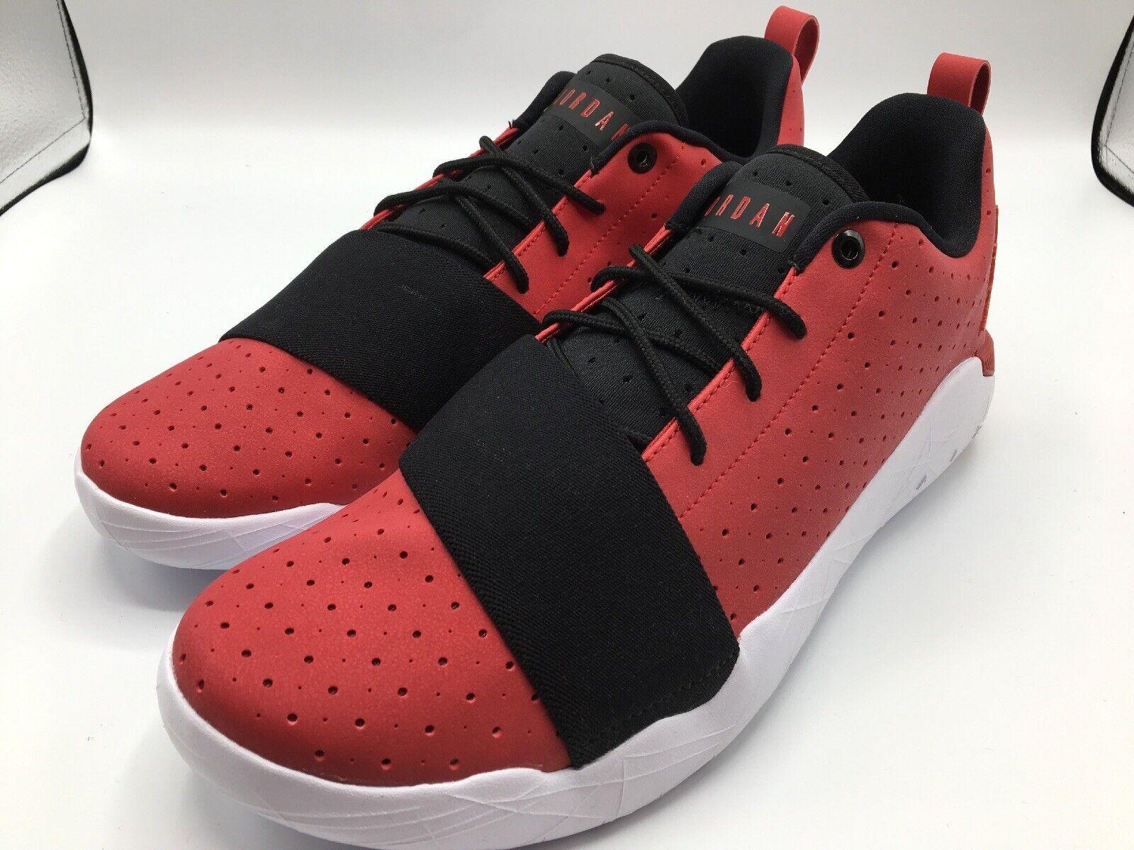 Nike air jordan.uomo numero 11 rosso   nero nero nero   bianco breakout palestra di nuovo 881449 601   Una Buona Reputazione Nel Mondo  40b779