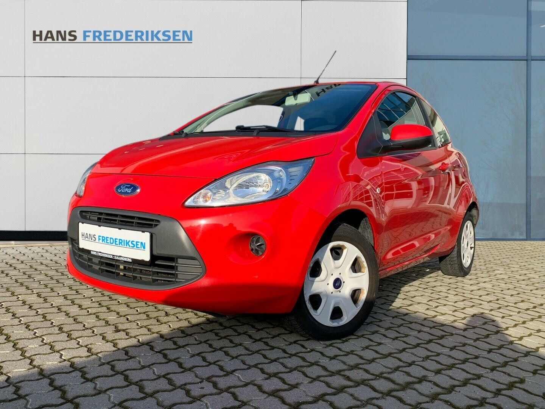 Ford Ka 1,2 Trend+ 3d - 34.900 kr.