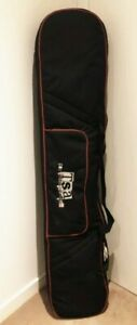 Snowboard-bag-ski-bag-case-travel-suitcase-large-padded-skiing-snowboarding-170