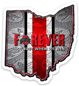 O-S-U-Ohio-State-University-Buckeyes-034-OSU-Forever-Not-Just-When-We-Win-034-MAGNET