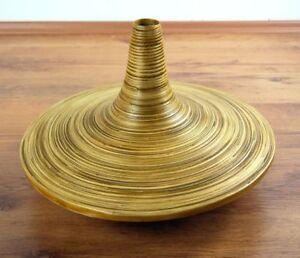 Vase Aus Bambus Blumenvase Dekovase Vase Fur Trockenblumen