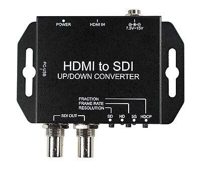 HDMI to SDI Converter with Up/Down Scaling (Yuan High-Tech)