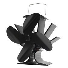 kaminofen Ventilator Fan 4S Stromloser Eco Stove Ofen Gebläse für Holzofen Kamin