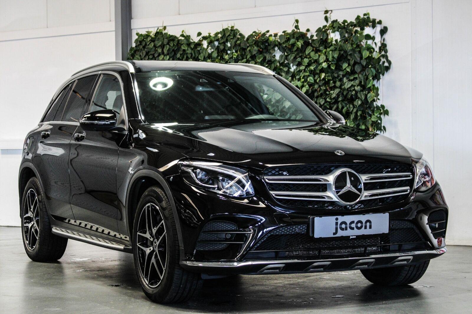Mercedes GLC350 d 3,0 AMG Line aut. 4-M 5d - 4.999 kr.