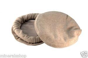 handmade Premium Wool Hat Pakol Cap pakul taliban hat for men women ... c626a7aeb035